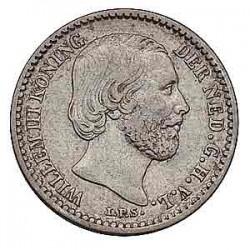 Koninkrijksmunten Nederland 10 cent 1871
