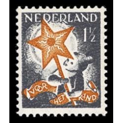 1933 Nederland postzegels | Kinderzegels