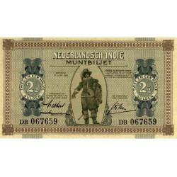 Nederlands Indië 2½ gulden 1940