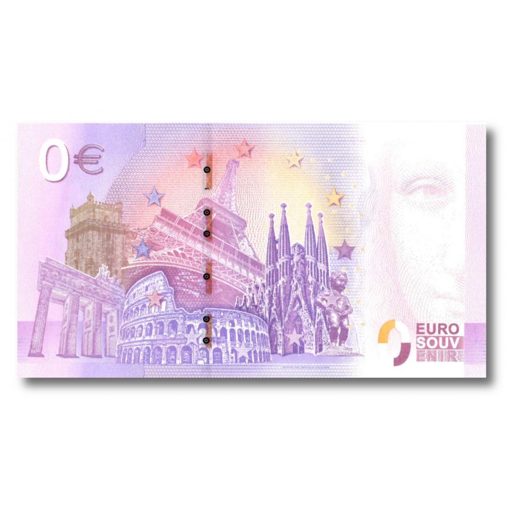 0 euro Nederland 2019 - 'de Nachtwacht'