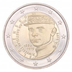 Slowakije 2 euro 2019 'Milan Rastislav Stefanik'