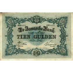 Nederlands Indië 10 Gulden 1896