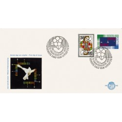 1975 Nederland FDC | Internationale serie
