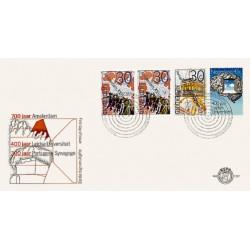 1975 Nederland FDC | Historische serie