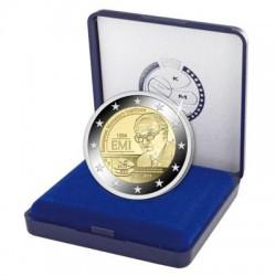 België 2 euro 2019 '15 jaar EMI' Proof