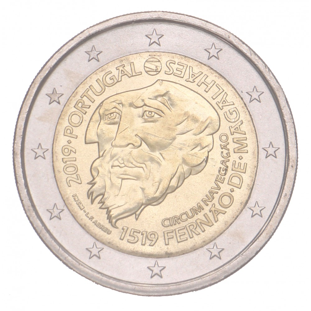 Portugal 2 euro 2019 'Fernao De Magalhaes'