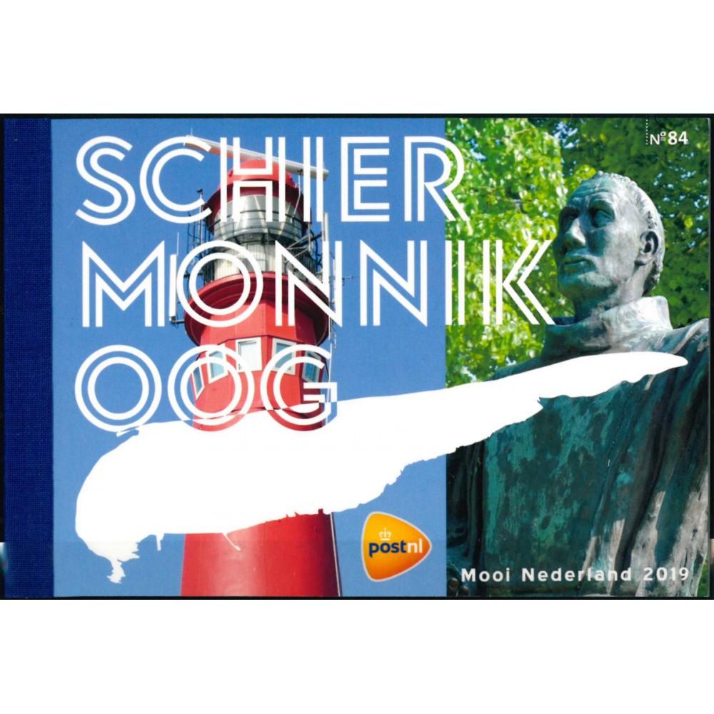 2019 Nederland prestigeboekje | Mooi Nederland Schiermonnikoog