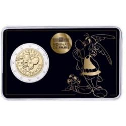 Frankrijk 2 euro 2019 '60 jaar Asterix' - BU-kwaliteit in coincard 'Asterix' - Leverbaar eind week 24