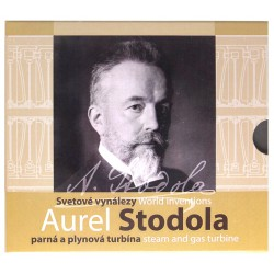 Slowakije BU-set 2019 'Aurel Stodola'