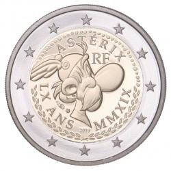 Frankrijk 2 euro 2019 '60 jaar Asterix' - Los