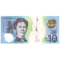 Australië 10 Dollar 2017