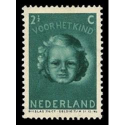 1945 Nederland postzegels | Kinderzegels