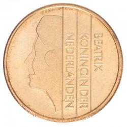 Koninkrijksmunten Nederland 5 gulden 2001