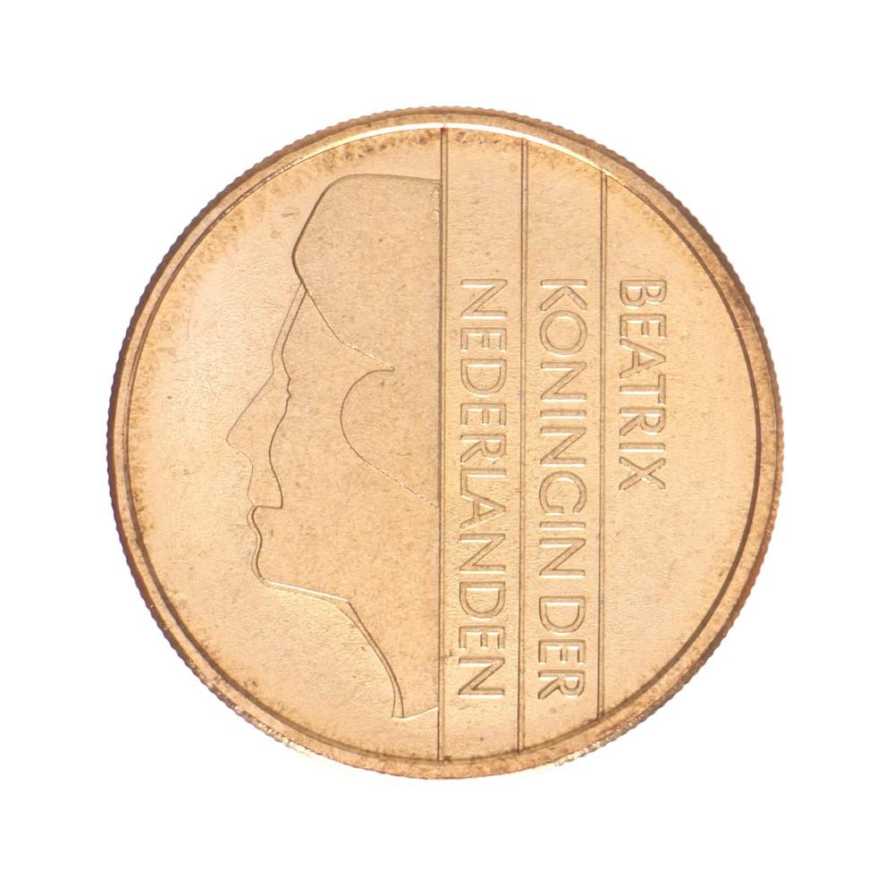 Koninkrijksmunten Nederland 5 gulden 1998
