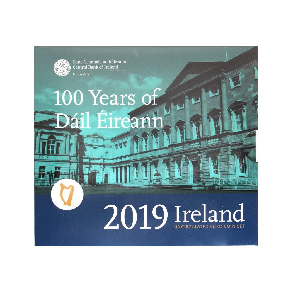 Ierland BU-set 2019
