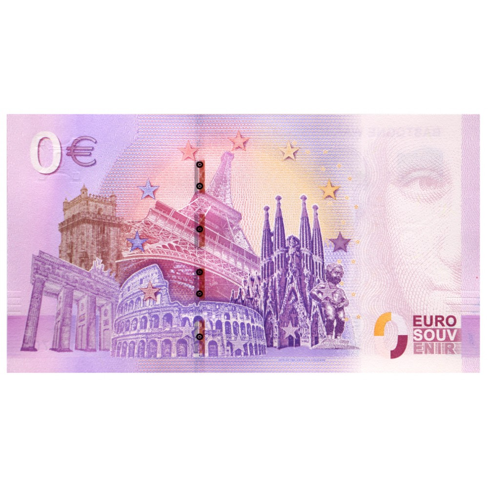 0 euro België 'Bastogne oorlogsmuseum'