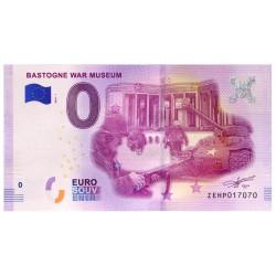 0 euro België 2018 'Bastogne oorlogsmuseum'