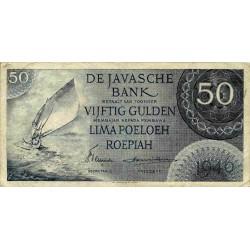 Nederlands Indië 50 gulden 1946