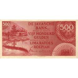 Nederlands Indië 500 gulden 1946