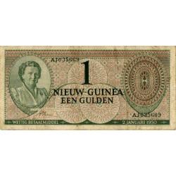 Nieuw-Guinea 1 gulden 1950