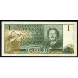 Nieuw-Guinea 1 gulden 1954