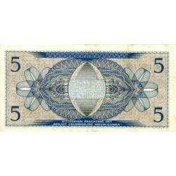 Nieuw-Guinea 5 gulden 1950