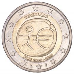 Collectie 2-euro herdenkingsmunten op thema