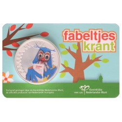 Fabeltjeskrant coincards (1 Stuiter)