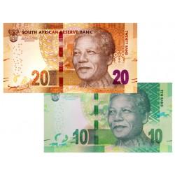 Zuid-Afrika serie Rand 2012