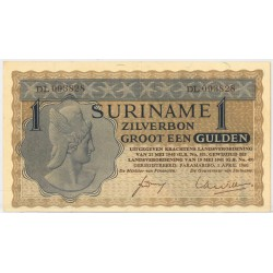 Suriname 1 gulden 1949