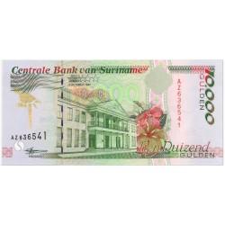 Suriname 10.000 gulden 1991 - 1997