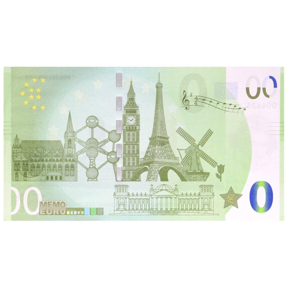0 Euro Nederland 2018 'Drielandenpunt'