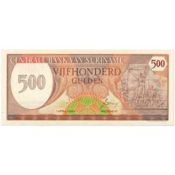 Suriname 500 gulden 1982