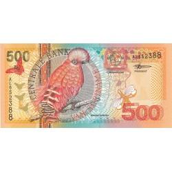Suriname 500 gulden 2000
