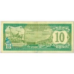 Nederlandse Antillen 10 gulden 1967