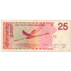 Nederlandse Antillen 25 gulden 1998  - 2012