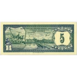 Nederlandse Antillen 5 gulden 1967