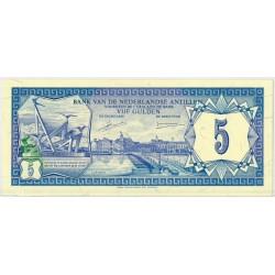 Nederlandse Antillen 5 gulden 1979