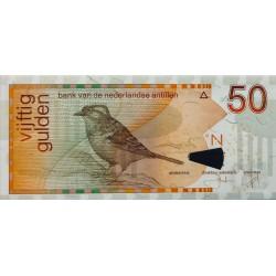 Nederlandse Antillen 50 gulden 1998 - 2012