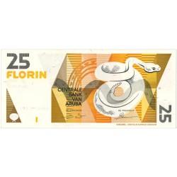 Aruba 25 florin 2003