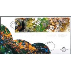 2019 Nederland 2 FDC's | Beleef de natuur, Bomen en bladeren