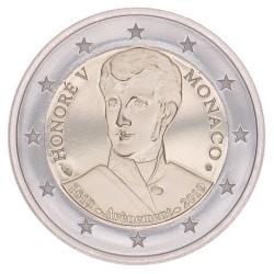Monaco 2 euro 2019 'Prins Honoré V'