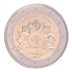Letland 2 euro 2019 'Zonsopgang'