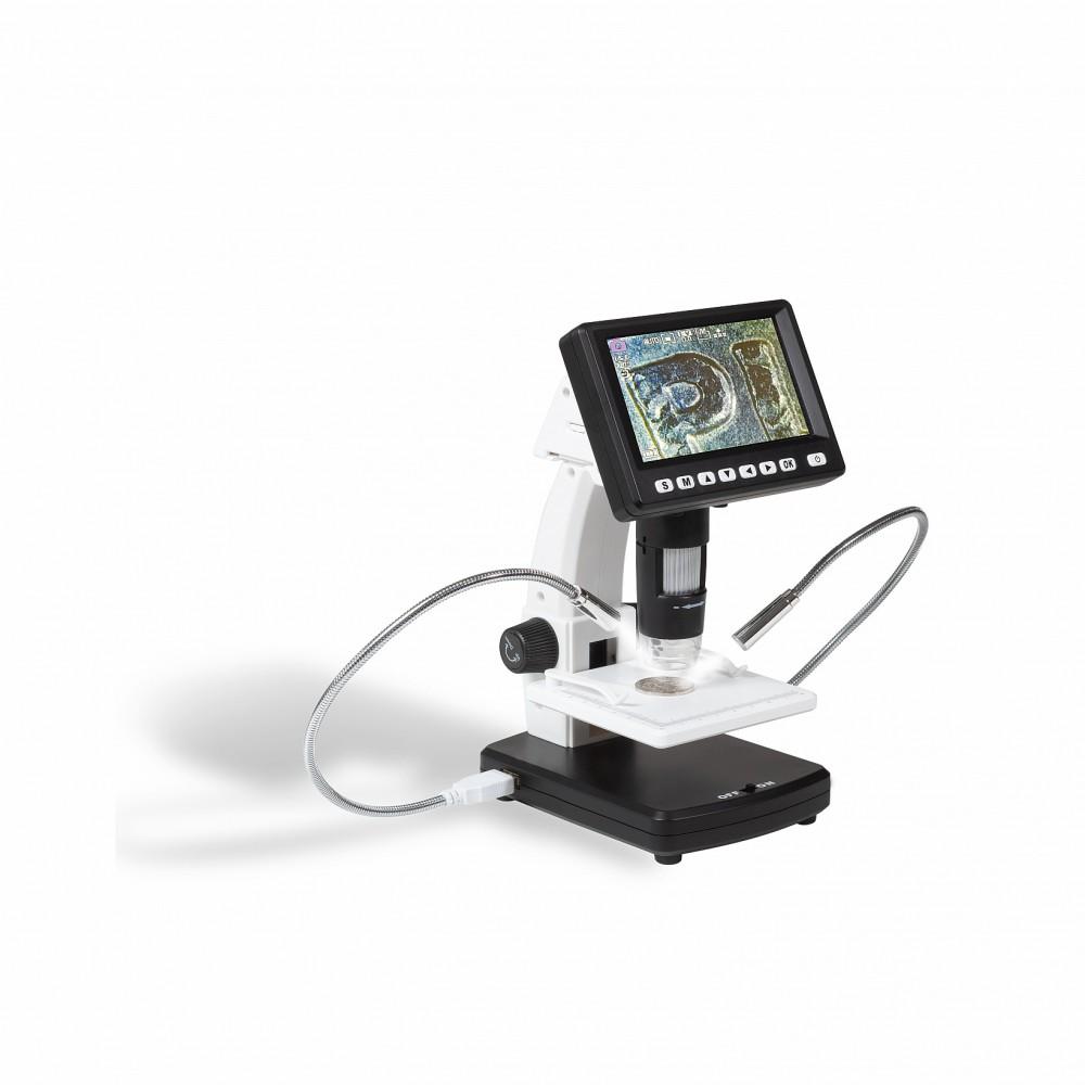 Leuchtturm lcd digitale microscoop LED (20-200x vergroting)
