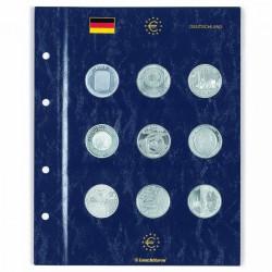 Voor Duitse 10-euro-verzamelmunten 'Lucht in beweging'