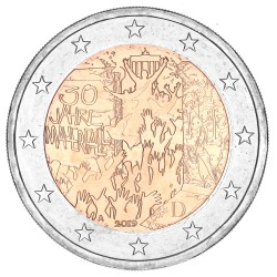 Duitsland 2 euro 2019 'Val Berlijnse Muur'