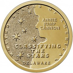 USA $1 Innovation Dollar 2019 'Classifying the Stars'