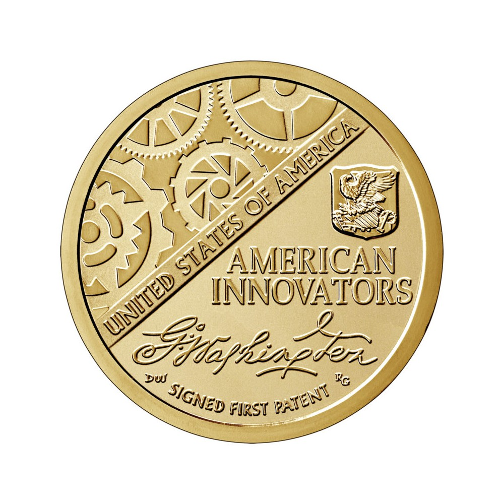 USA $1 Innovation Dollar 2018 'Introductory coin'
