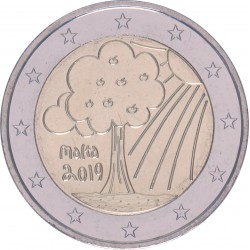 Malta 2 euro 2019 'Natuur en omgeving'