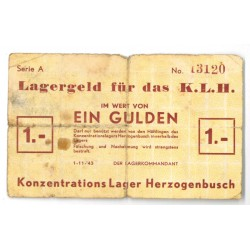 's Hertogenbosch - 1 gulden 1943